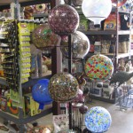 An assortment of lawn gifts available at Foreman's