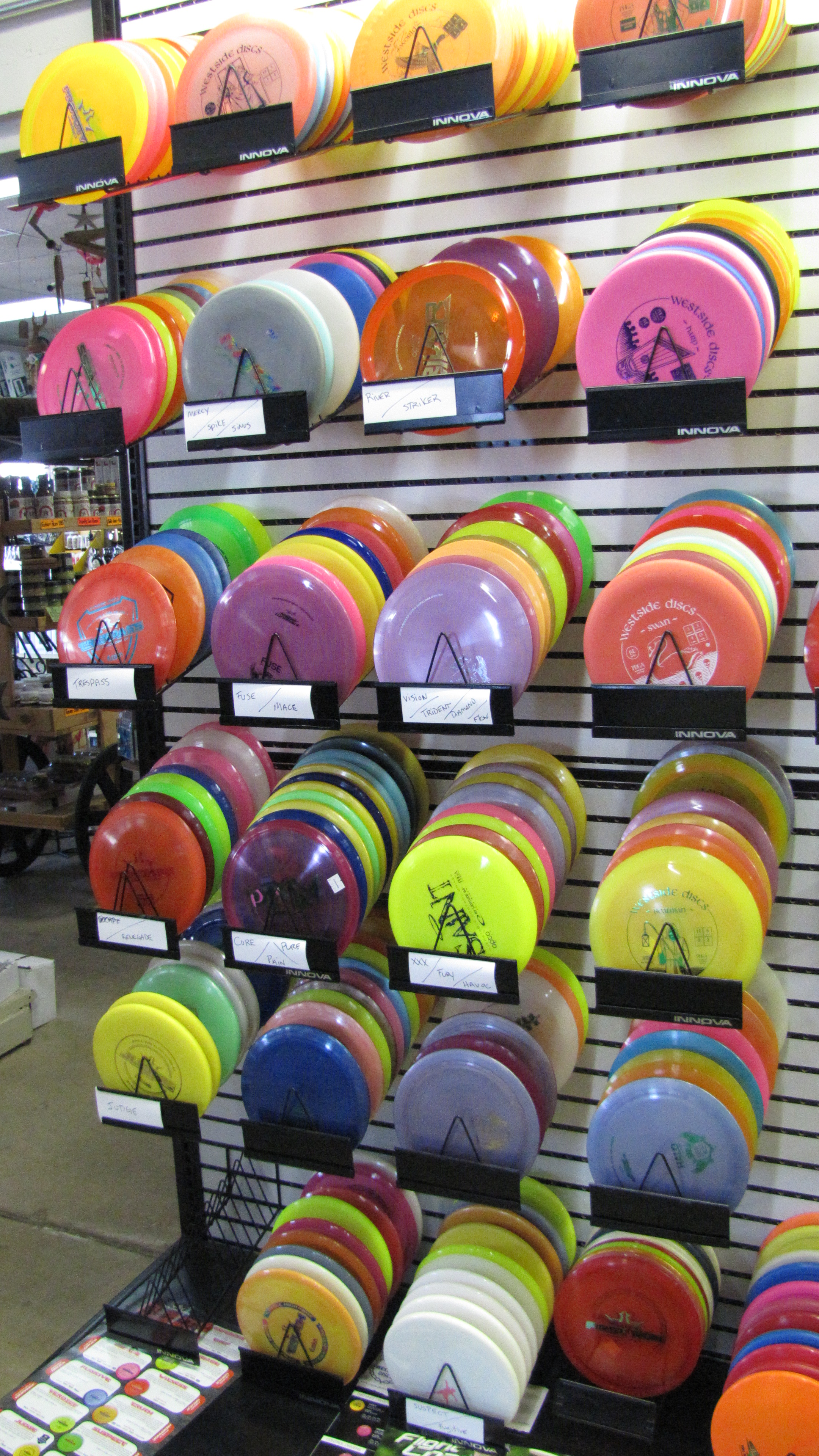 Disc Golf :: Foreman's General Store