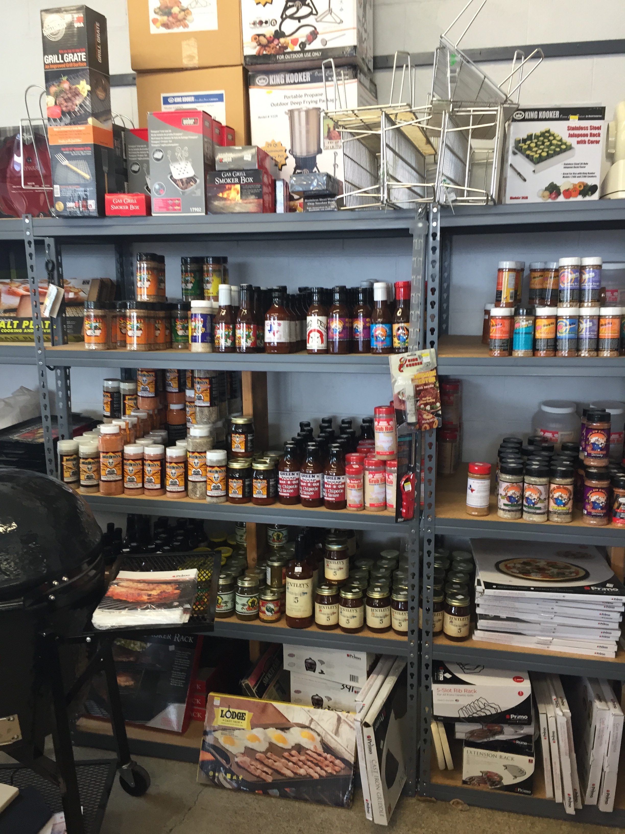 Gifts For Grillers And Home Brewers Foreman S General Store