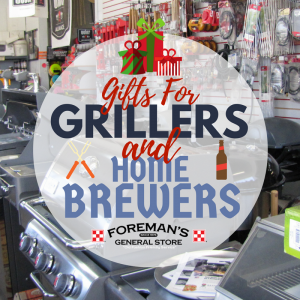 Gifts for Grillers and Home Brewers