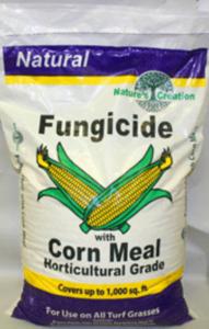 Corn Meal Organic Garden Fungus Control