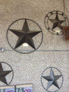 Metal Decorative Stars