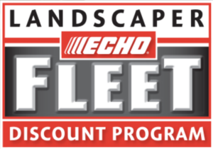 Echo Landscaper Fleet Discount Program