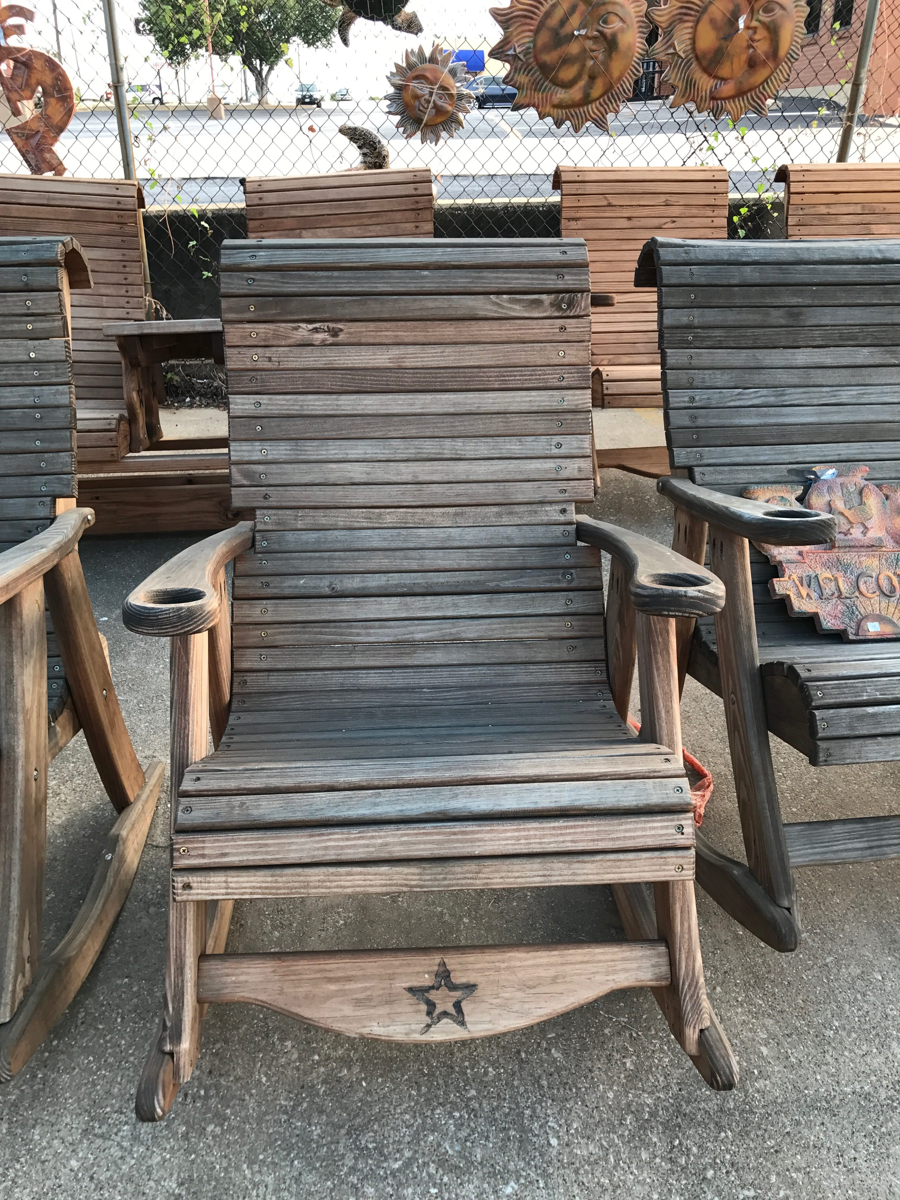 Quality Wooden Outdoor Furniture Foreman s General Store