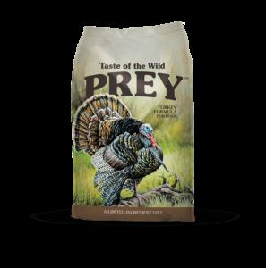 Taste of the Wild Turkey Formula