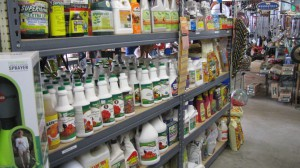 Garden Products available at Foreman's General Store