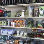 A selection of patio gifts available at Foreman's