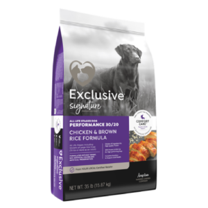 Exclusive Performance Dog Food
