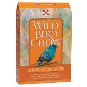 WildBirdChowHealthyHearts