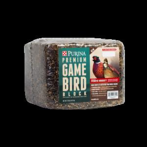 Premium Wild Bird & Game Block