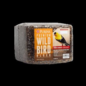 Premium Wild Bird Block