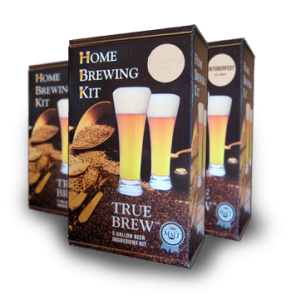 Home Brewing and Bottling kit