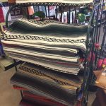 Cold Weather Supplies: Navajo Blankets