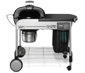 """Weber Performer® Deluxe 22"""" Charcoal Grill"""