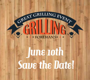 Great Grilling Event