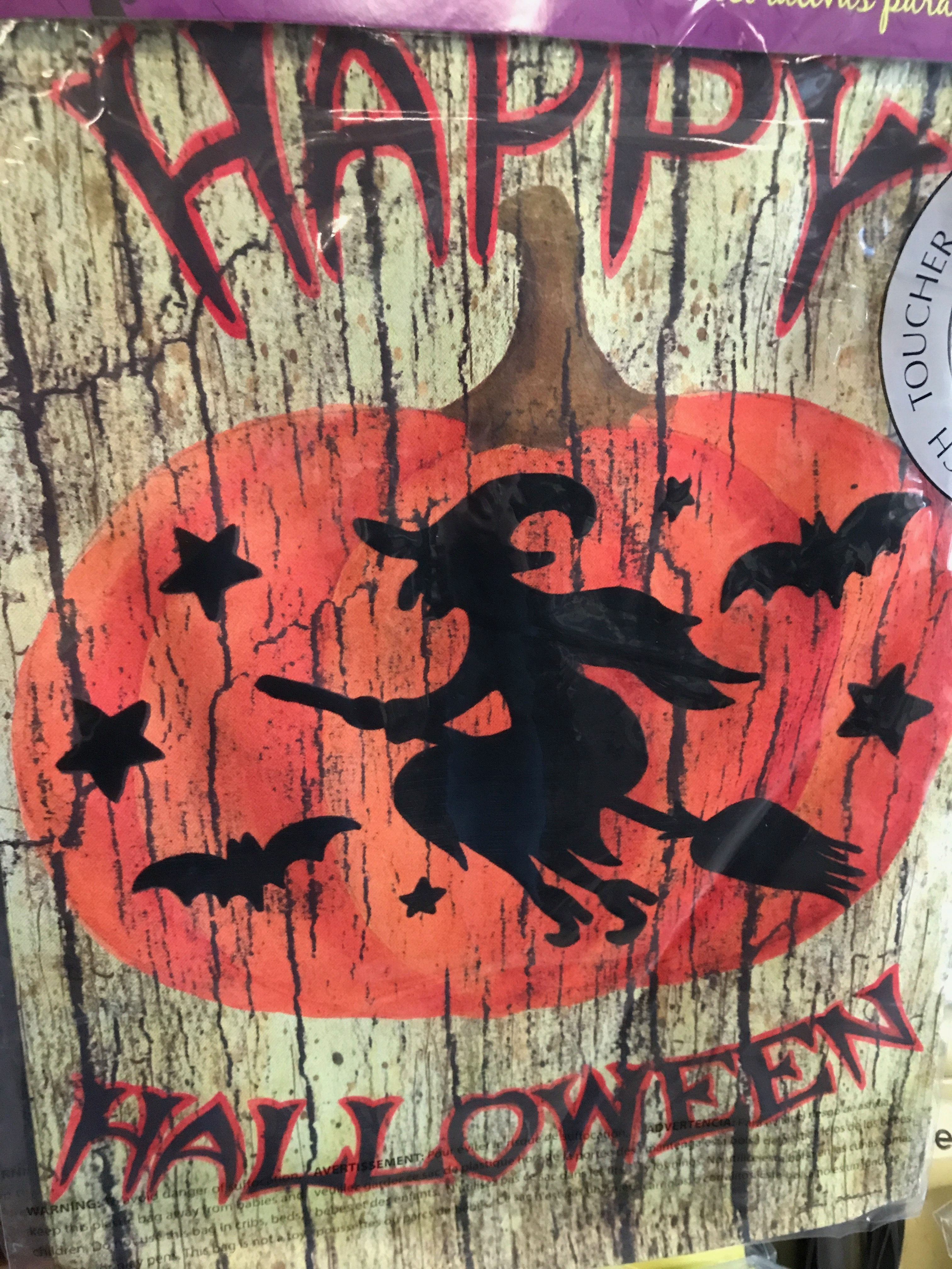 fall,college, and halloween garden flags :: foreman's general store