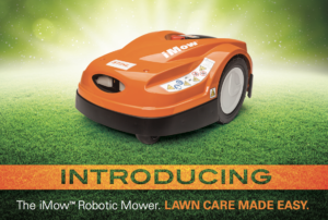 Robotic Lawn Mower | Foreman's General Store