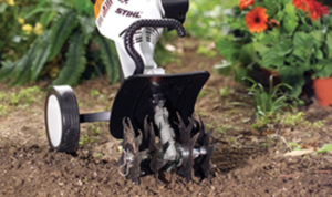 STIHL YARD BOSS MM Wheel Kit