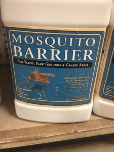 Mosquito Barrier | Foreman's General Store
