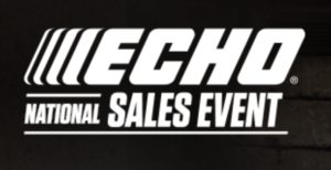 Echo National Sales Event | Foreman's General Store