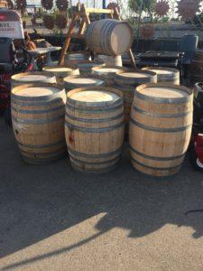 Large Wine Barrels | Foreman's General Store