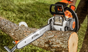 Stihl MS 180 C-BE Chainsaw   Foreman's General Store